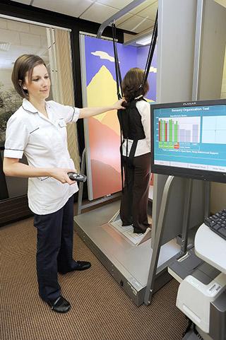 Vertigo Balance Physiotherapist
