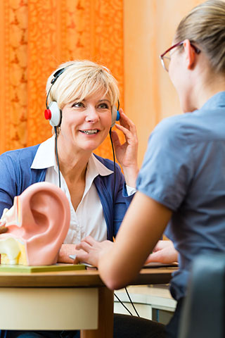 hearing assessment for tinnitus